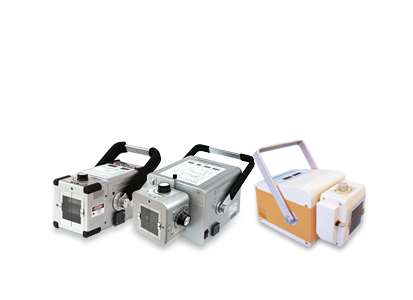 Amadeo P high frequency X-ray units for portable X-ray in veterinary medicine