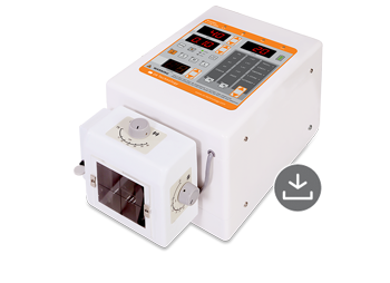 Amadeo P-110/100H – portable monoblock X-ray unit with high frequency technology