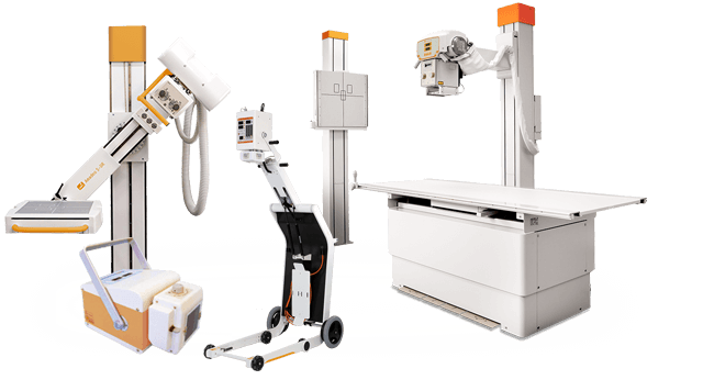 Buy X-ray machine and X-ray systems from the manufacturer - mobile and stationary