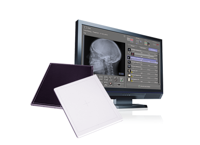 Medici DR Systems: Digital retrofits for stationary X-ray systems