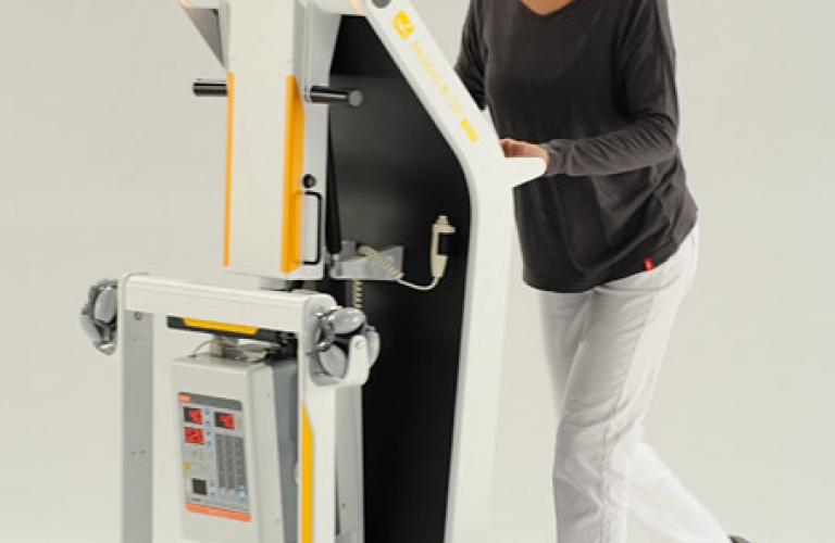 The lightweight, portable complete solution for digital X-ray imaging