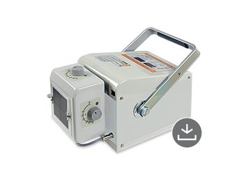 Amadeo P-100/35HB - battery-operated portable monoblock X-ray unit with high frequency technology