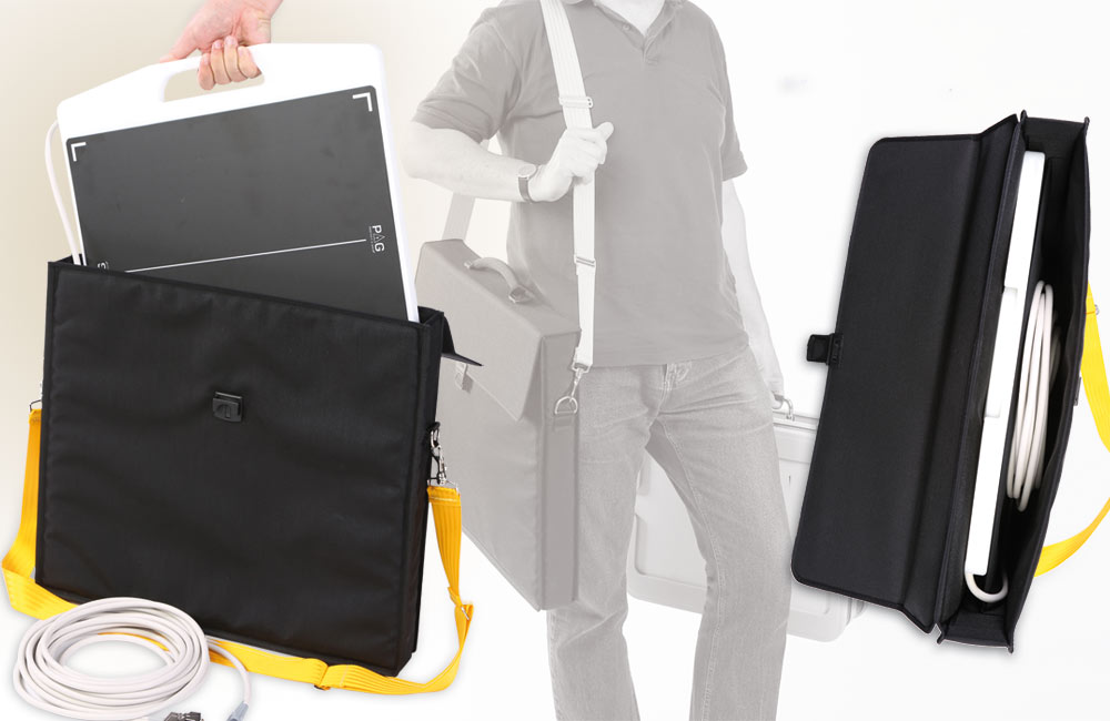 Digital X-ray | Portable X-ray suitcase solution for NGO and home care
