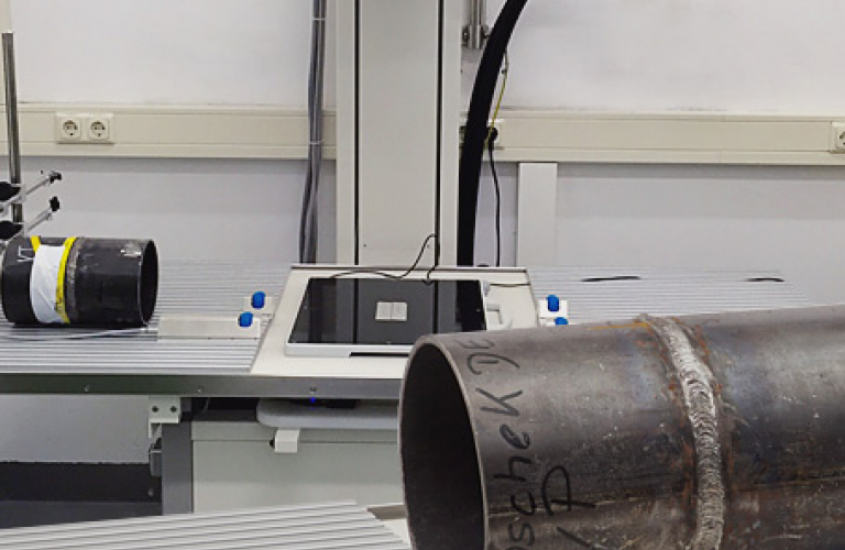 Industrial radiography - Non-destructive testing (NDT) with OR Technology's digital X-ray systems