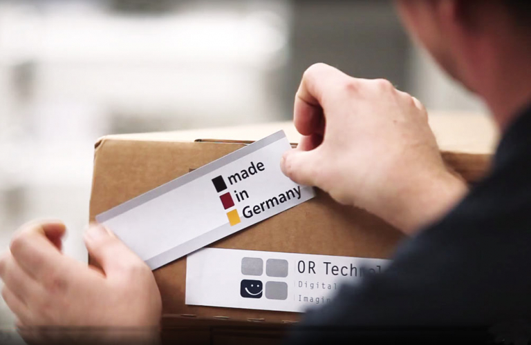 OR Technology Products: Made in Germany